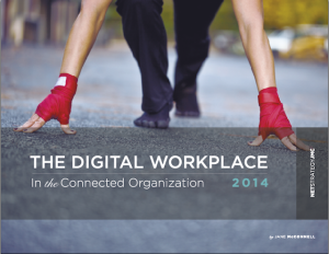 Digital Workplace 2014 Cover